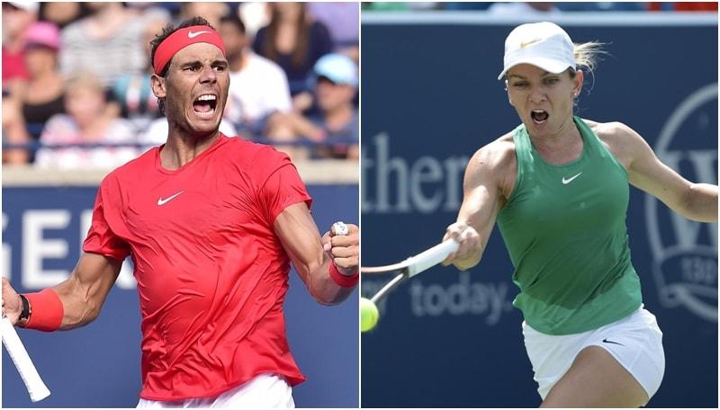 Tennis, classifiche:Nadal e Halep ancora in vetta. Fognini e Giorgi i migliori azzurri