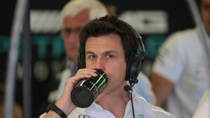 F1 Mercedes, Wolff parla di Spa: «Circuito abbastanza complicato»