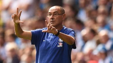 Chelsea, Sarri promette: «Smetto di fumare per uno o due anni»