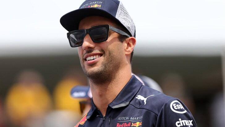 F1, Ricciardo alla Renault, ora è ufficiale