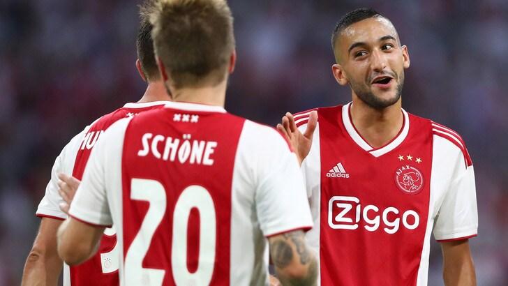 Champions League, per i gironi favorite Ajax e Benfica