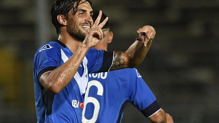 Serie B, Brescia-Perugia: l'«1» è una probabilità da 1,90
