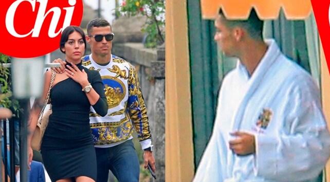 La maglia di Cristiano Ronaldo fa già tendenza