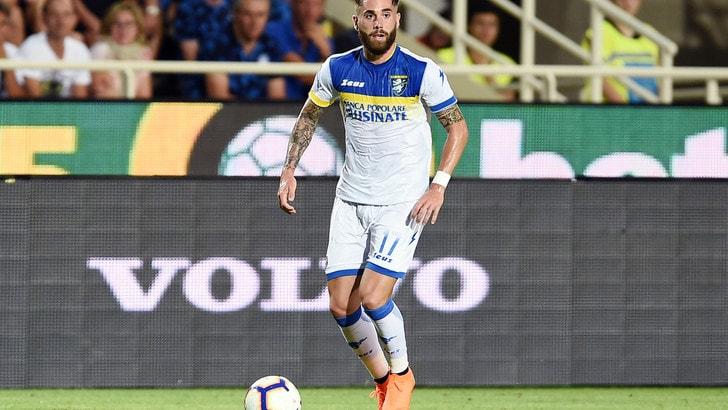 Serie A Frosinone, Zampano: «In casa con la Sampdoria vogliamo fare bene»