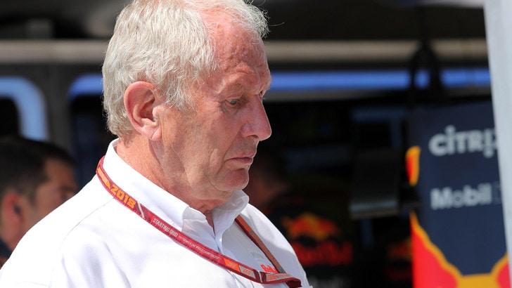 F1 Red Bull, Marko su Ricciardo: «Non capisco perché ha cambiato idea»