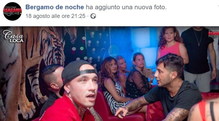 Nainggolan, serata in discoteca con Corona. L'Inter: nessun caso