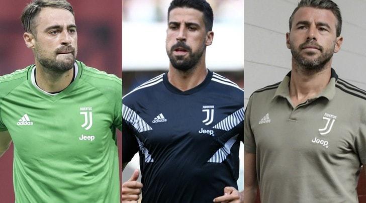 Juve, la stagione dei rinnovi: 3 sono in scadenza nel 2019