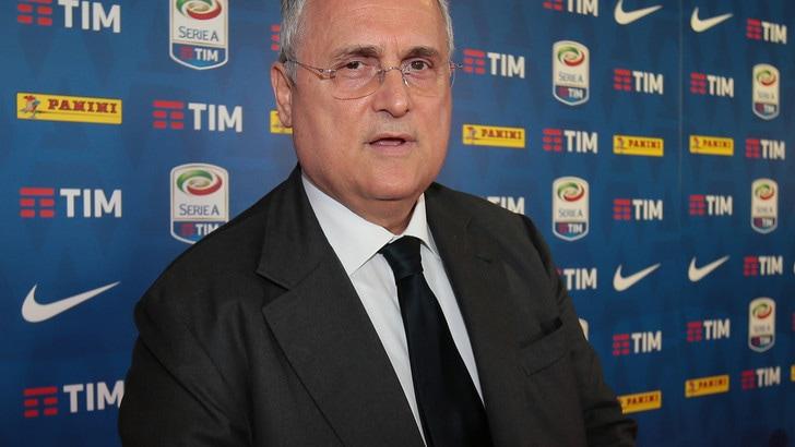 Lotito, furia su Inzaghi: «Ti lamenti sempre». La Lazio smentisce