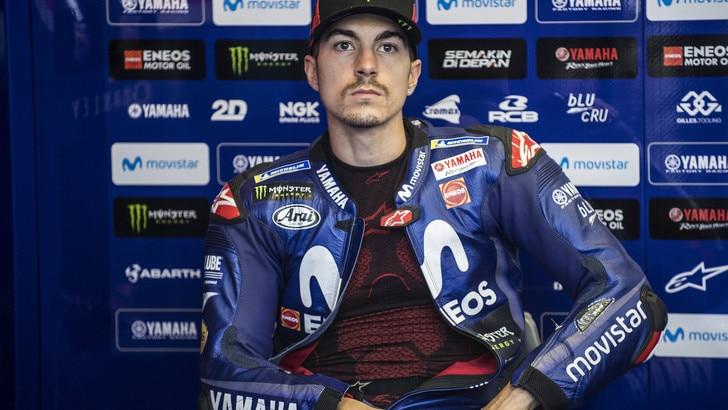 Moto Gp Yamaha, Viñales: «In Inghilterra ho vinto la mia prima gara in top class»