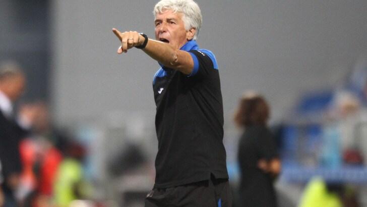 Europa League Atalanta, Gasperini: «Copenhagen? Daremo il massimo»