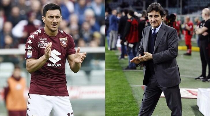Burdisso: «Cairo mi ha detto che farà un grande Torino»
