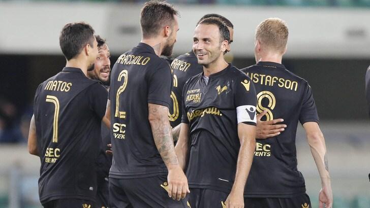 Serie B, nel derby veneto c'è il Verona in pole position