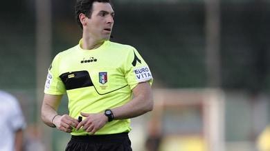 Serie B, per Crotone-Verona designato Sacchi