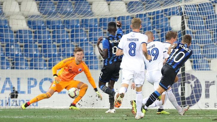 Atalanta-Copenaghen 0-0: in Danimarca sarà una finale