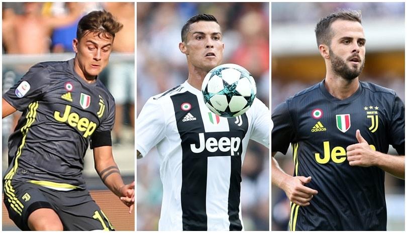 Juventus, l'organico vale quasi un miliardo: e c'è chi vale più di CR7