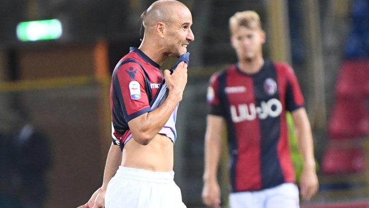 Serie A Bologna, Palacio fuori tre settimane: salta il Frosinone