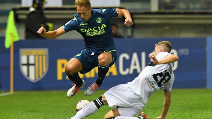 Calciomercato Udinese, Teodorczyk: «Fatto un salto in avanti con questo club»