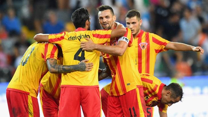 Serie B: tra Benevento-Lecce, favoriti i campani