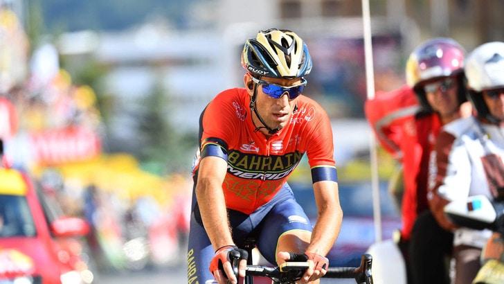 Vuelta, manca il grande favorito, la sorpresa Nibali paga 20,00