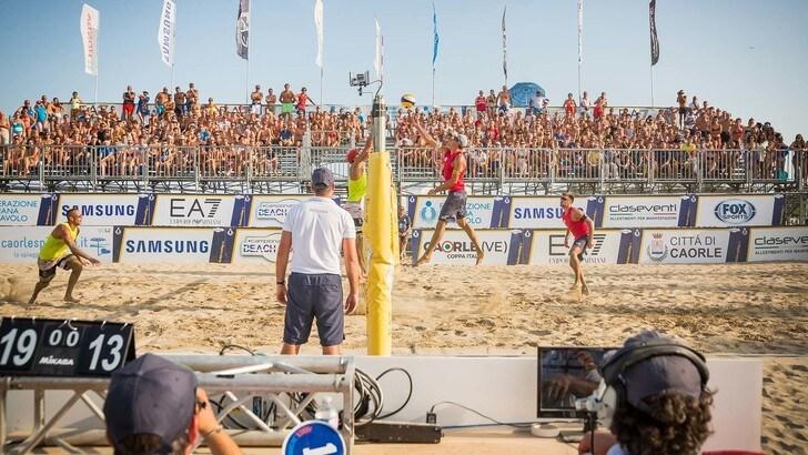 Beach Volley: Coppa Italia, a Caorle sono partite le qualificazioni