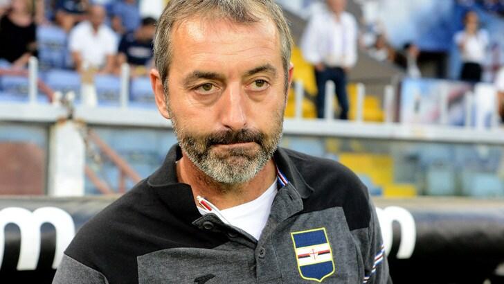 Serie A Sampdoria, Giampaolo: «Giusto fermarsi, ora ripartiamo»