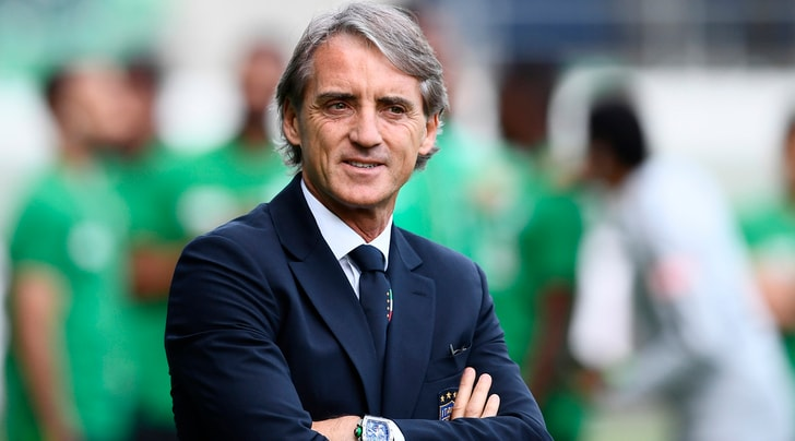 Mancini: «Ronaldo alza la qualità, peccato sia arrivato solo ora»