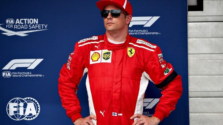 F1 Belgio, Raikkonen: «Nessun guasto, colpa della benzina»