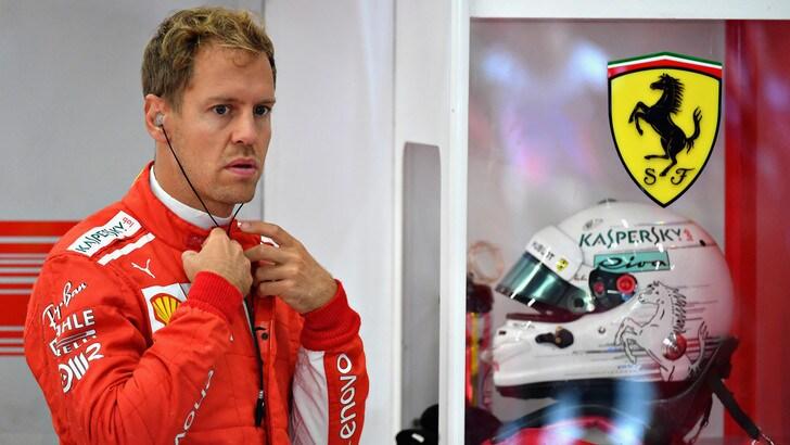 F1, Vettel re in Belgio si gioca a 2,15