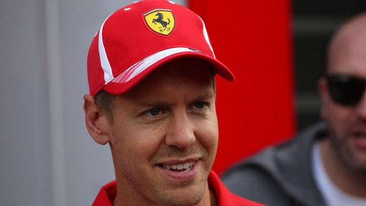 F1 Belgio, Vettel: «C'è stata un po' di confusione nel team»