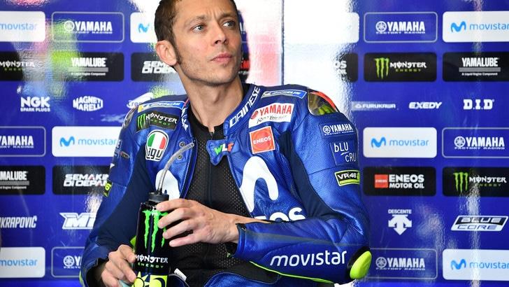 MotoGp, Rossi: «Ho ancora le stesse sensazioni a 39 anni»