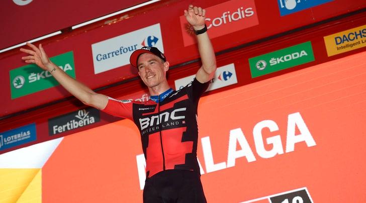 Ciclismo, Vuelta: Dennis vince la crono. Aru a 39'', Nibali a 40''