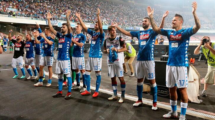 Napoli, rimonta show contro il Milan: da 0-2 a 3-2!