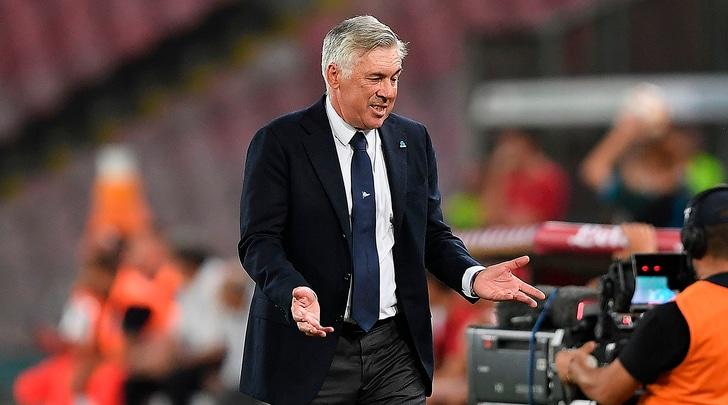 Ancelotti esulta: «Questo Napoli ha un carattere straordinario»