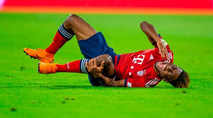 Bayern, operazione ok per Coman: stop di tre mesi
