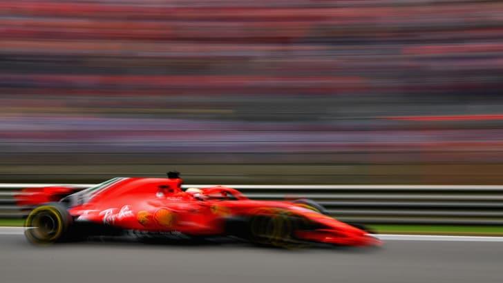 F1 Belgio, Vettel è il Re di Spa. Hamilton secondo