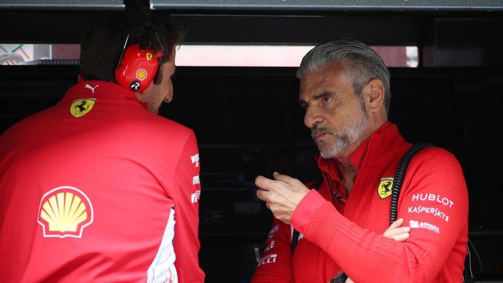 F1 Belgio, Arrivabene: «Vettel un martello»