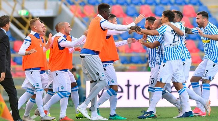 Serie A, Spal-Parma 1-0: decide l'eurogol di Antenucci