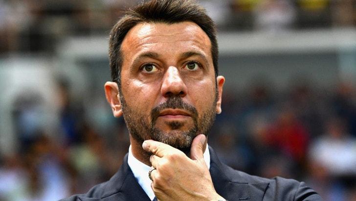 Serie A Parma, D'Aversa: «Orgoglioso di questa prestazione contro la Juventus»