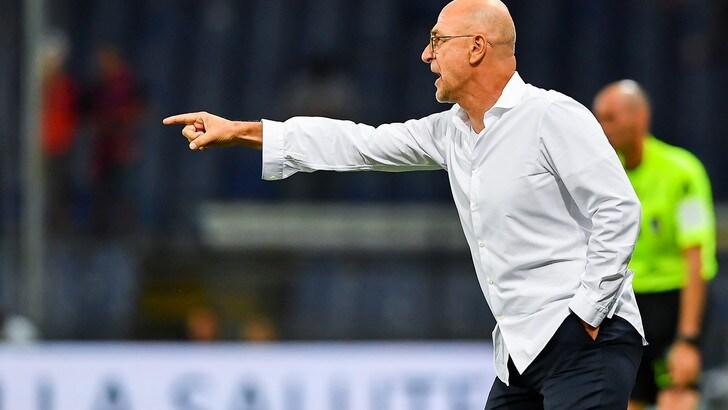 Serie A Genoa, Ballardini: «Abbiamo giocato con testa e gambe pesanti»