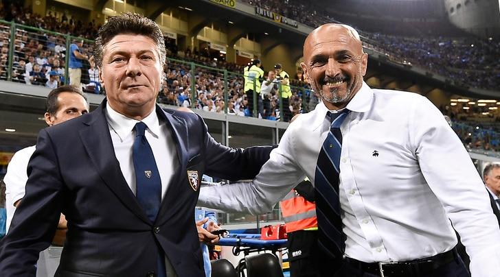 Inter, Spalletti: «Se si gioca così siamo l'anti nessuno»