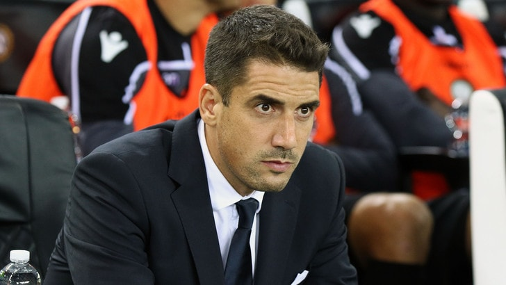 Serie A Udinese, Velazquez: «Siamo stati equilibrati e compatti, bellissima prestazione»