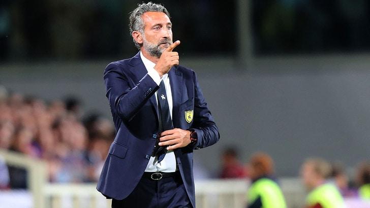 Serie A Chievo, D'Anna: «Nella ripresa prestazione non all'altezza»