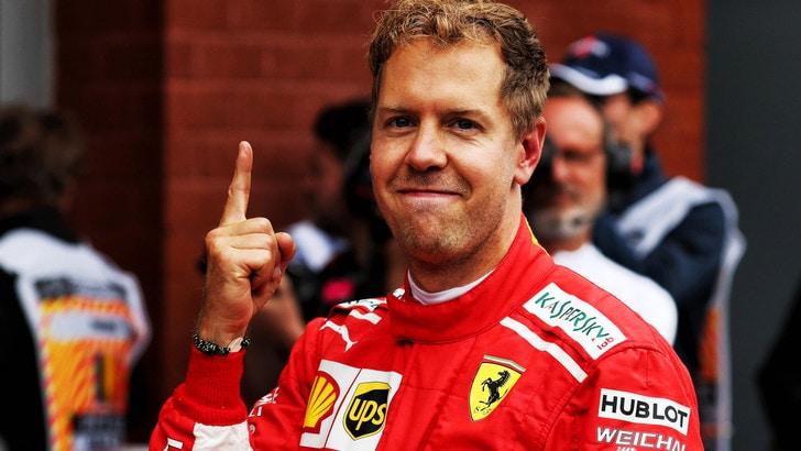 F1, Vettel in rimonta per il titolo: la quota è scesa da 2,50 a 1,95