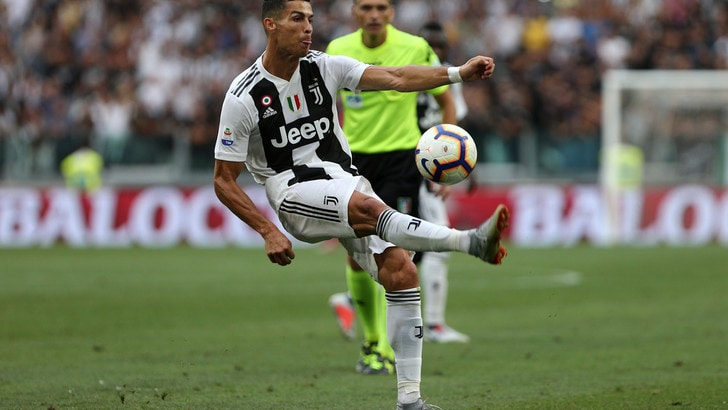 Serie A, capocannoniere: Ronaldo non segna ma i bookie puntano su di lui