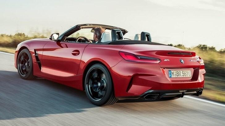 Nuova BMW Z4, First Edition per emozioni firmate M