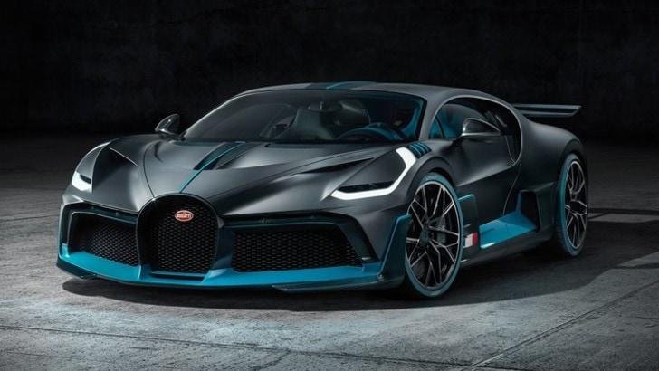 Bugatti Divo, l'emozione estrema costa 5 milioni di euro