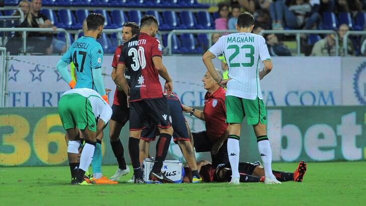 Serie A Cagliari, mattinata di lavoro ad Asseminello. Esami ok per Ionita