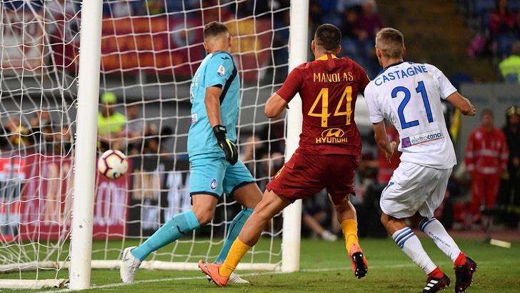 Serie A Roma-Atalanta 3-3, il tabellino