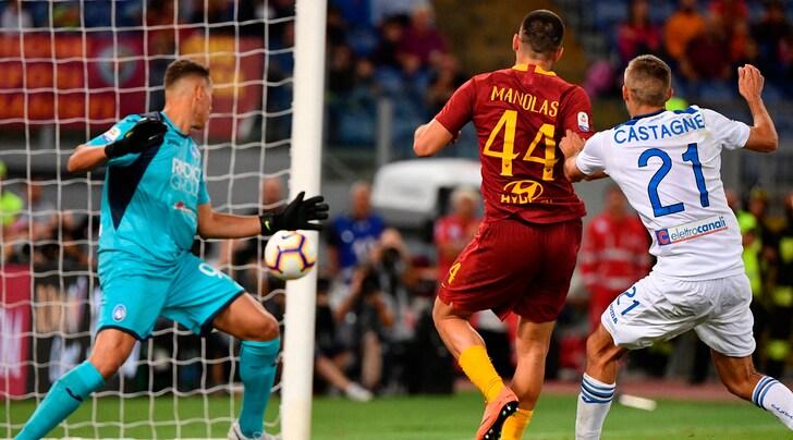 Serie A Roma-Atalanta 3-3: i giallorossi si salvano nella ripresa
