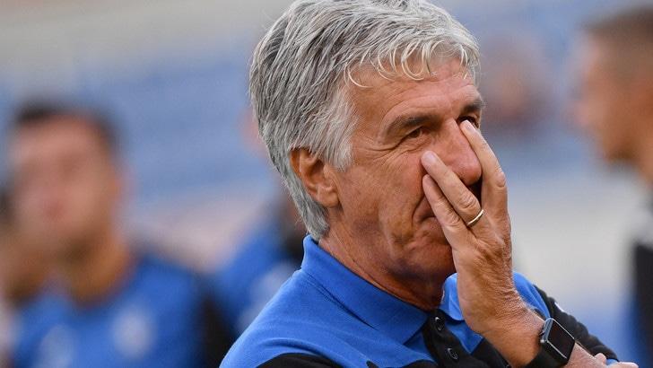 Serie A Atalanta, Gasperini: «Abbiamo sfiorato la vittoria»